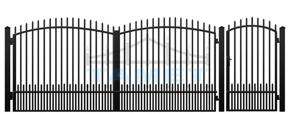 Brama skrzydłowa A03Ł